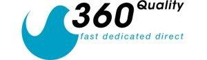 360 Quality logo