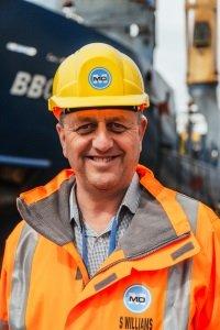 Steve Williams Albert Johnson Quay