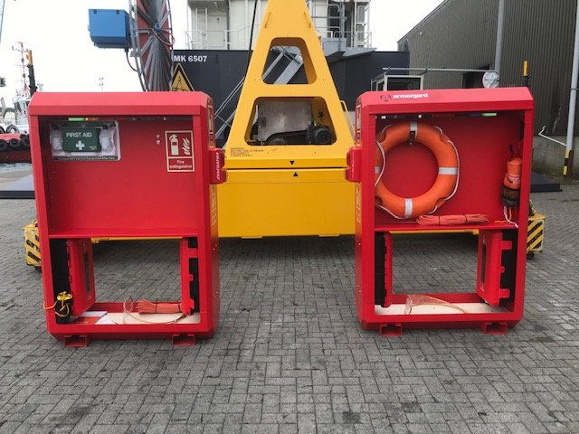 mobile safety units