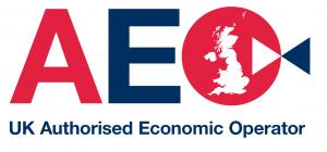 UK AEO logo